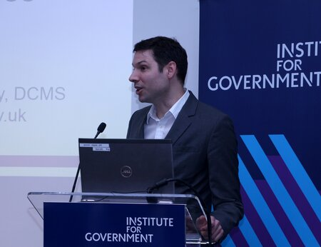 ADR UK-sponsored event explores how to 'get things done' with data in government